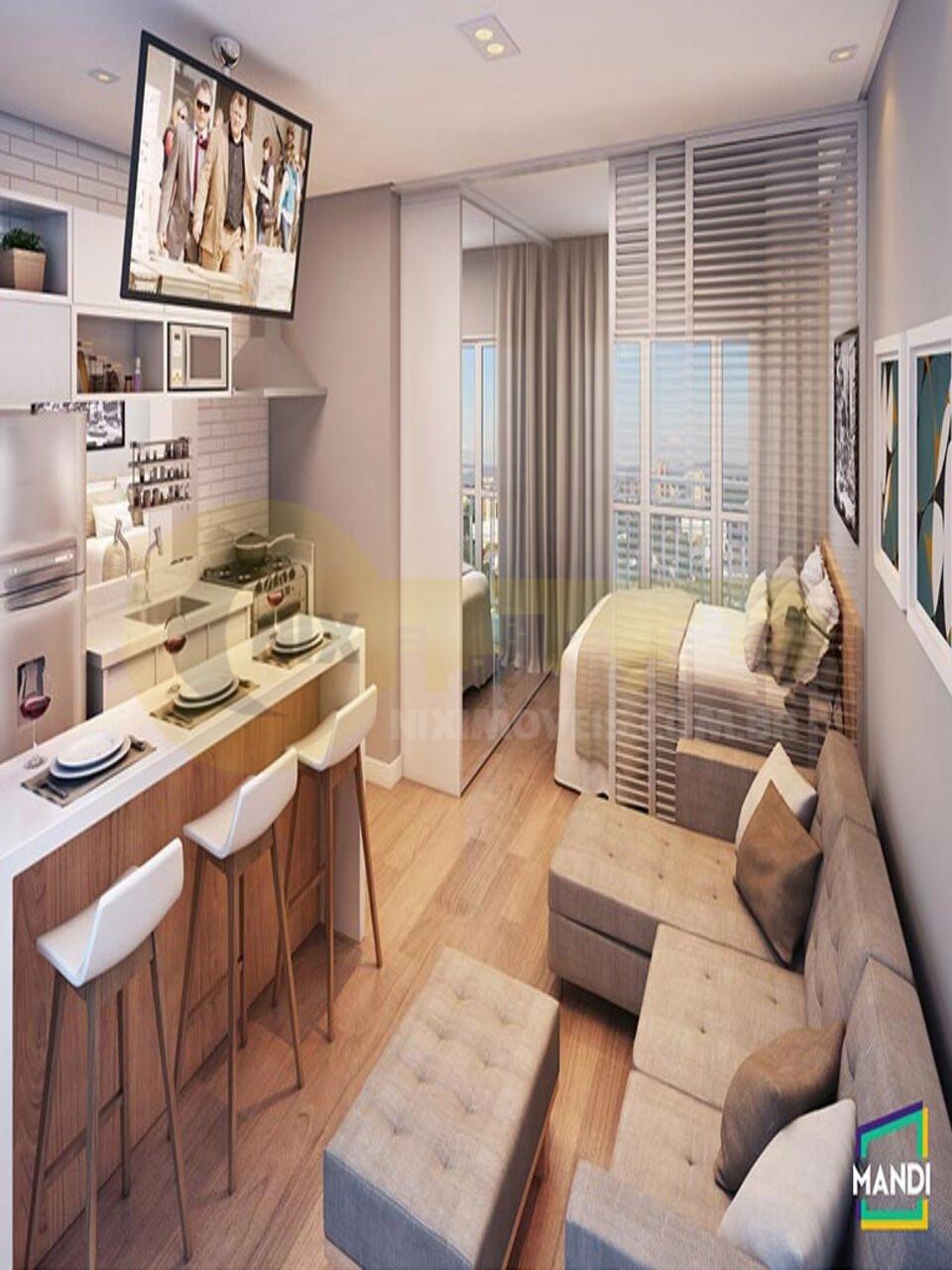 Apartamento para Alugar Butanta Mobiliado 100 metros da USP. Lindo studio 1 dormitório cozinha completa. Piscina, academia, espaço gourmet segurança 24h!!!